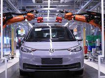 VW ID.3 - výroba