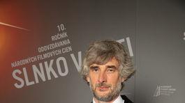 Ocenený kameraman Tomáš Juríček získal cenu za film Amnestie.
