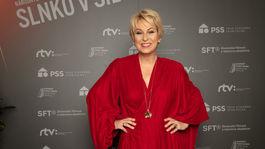 Prezidentka Slovenskej filmovej a televíznej akadémie Wanda Adamik Hrycová.