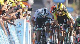 11. etapa Sagan