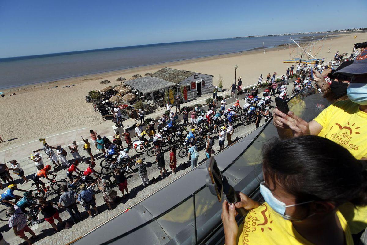 Francúzsko Cyklistika Tour de France 11.etapa