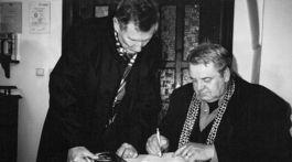 Ladislav Ballek, Peter Jaroš