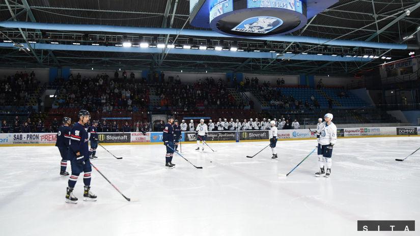 Nitra, Slovan, protest