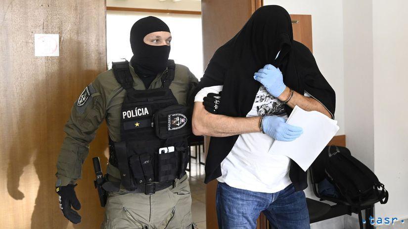 polícia Fatima Kauza peter vasko