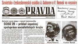 Pravda, titulná strana, titulka 3. marec 1978