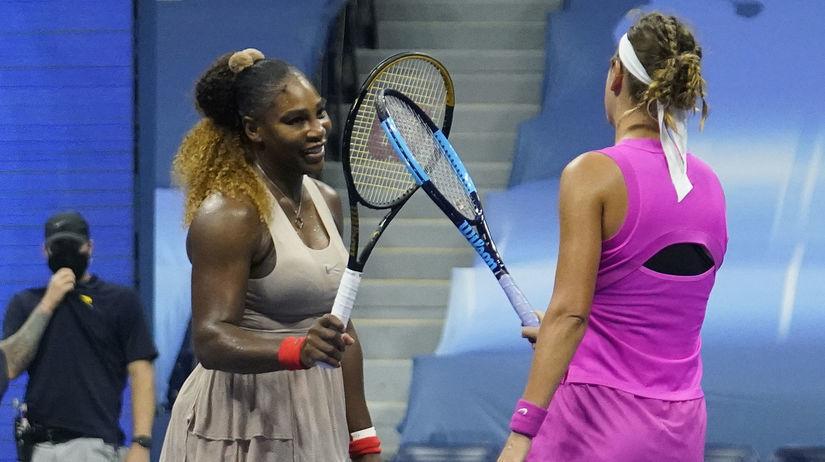 Serena Williamsová, Viktoria Azarenková