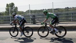 Sam Bennett, Peter Sagan