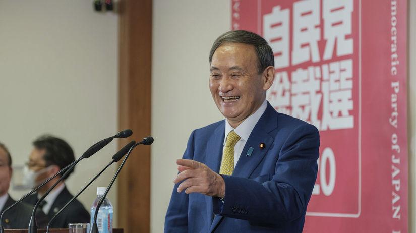 Jošihide Suga