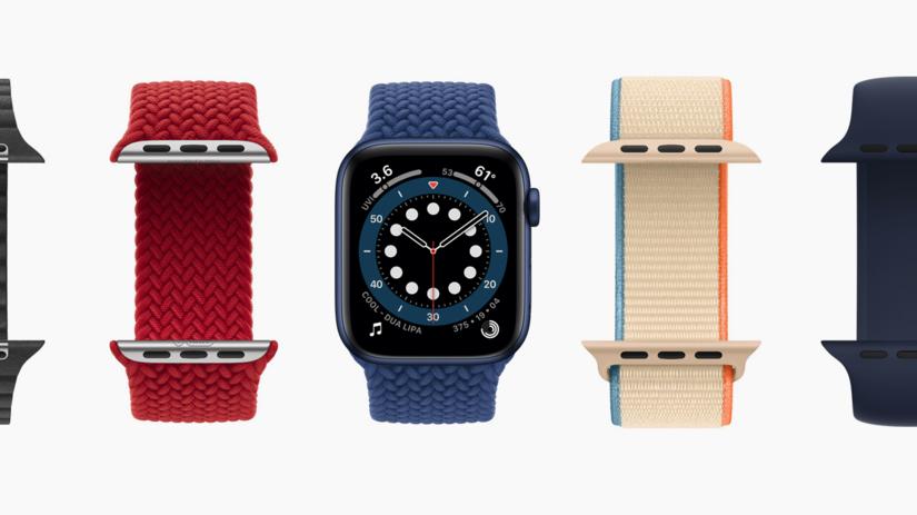 Apple Watch, Watch 6