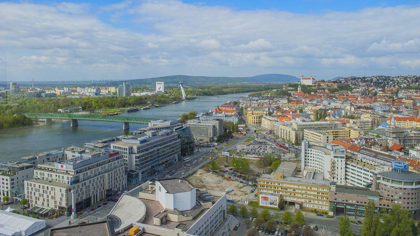 Bratislava / Horel Sheraton /