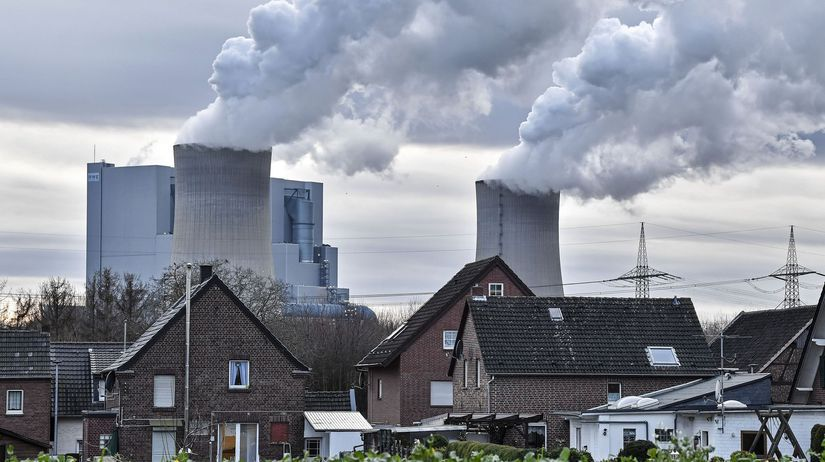 Klíma / Emisie / Továreň /