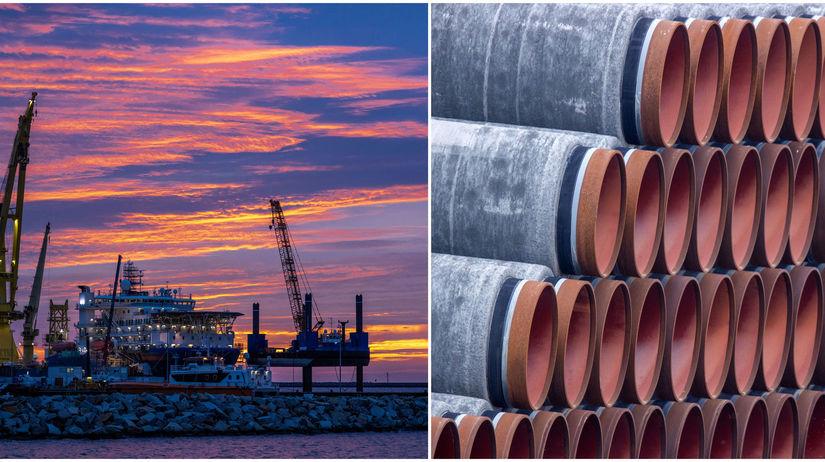 Nord Stream / Potrubie /