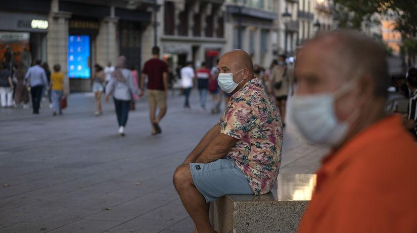 Španielsko, koronavírus