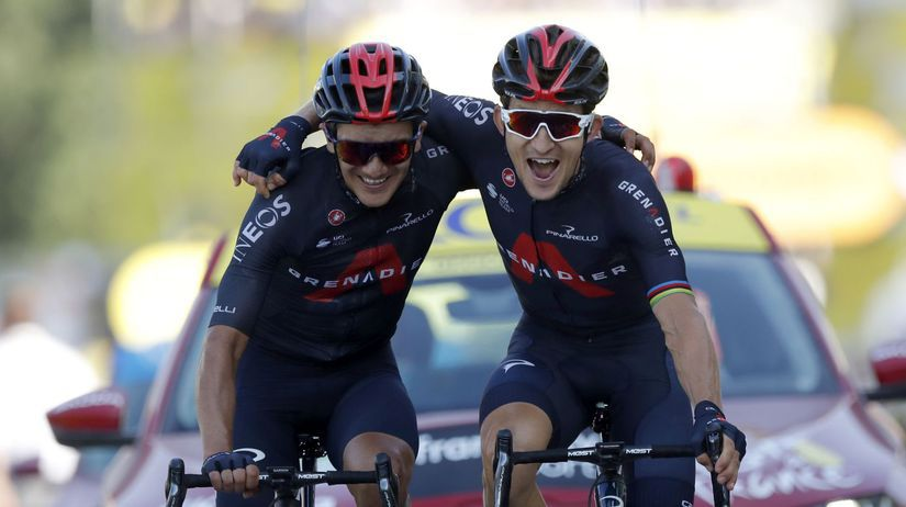 Francúzsko Cyklistika Tour de France...