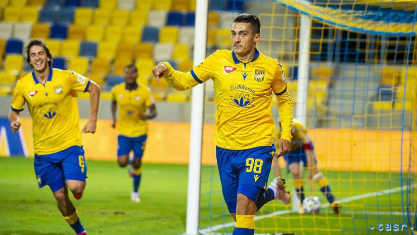 SR Futbal EL 2.predkolo DAC Jablonec TTX
