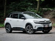 Test: Citroën C5 Aircross - oplatí sa plug-in...