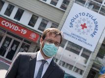 Slovensko hlási nový rekord v počte prípadov, situácia sa podľa Krajčího zhoršuje