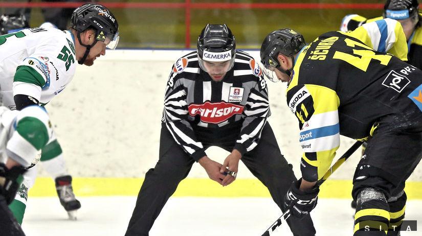 hokej rozhodca