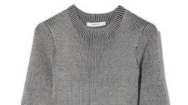 Dámské úpletové šaty Reserved, predávajú sa za 29,99 eura.
