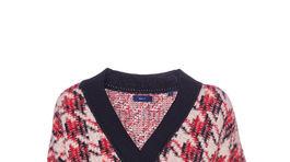 Dámsky sveter so vzorom Gant, info o cene hľadajte v predaji.