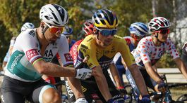 France Cycling Tour de France Sagan Roglič