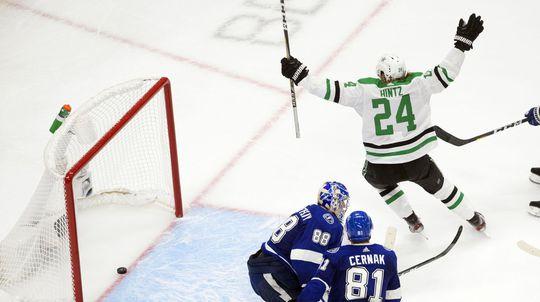 Stanley Cup Stars Lightning Hockey NHL