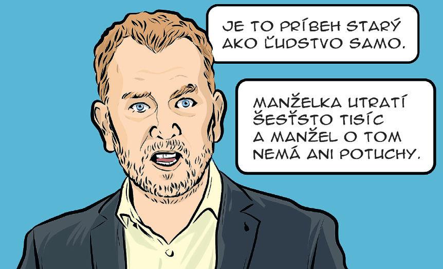 Karikatúra 21.09.2020