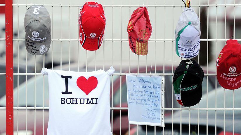 Michael Schumacher, Kerpen, nehoda