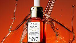 C.E.O. Glow face oil od Sunday Riley