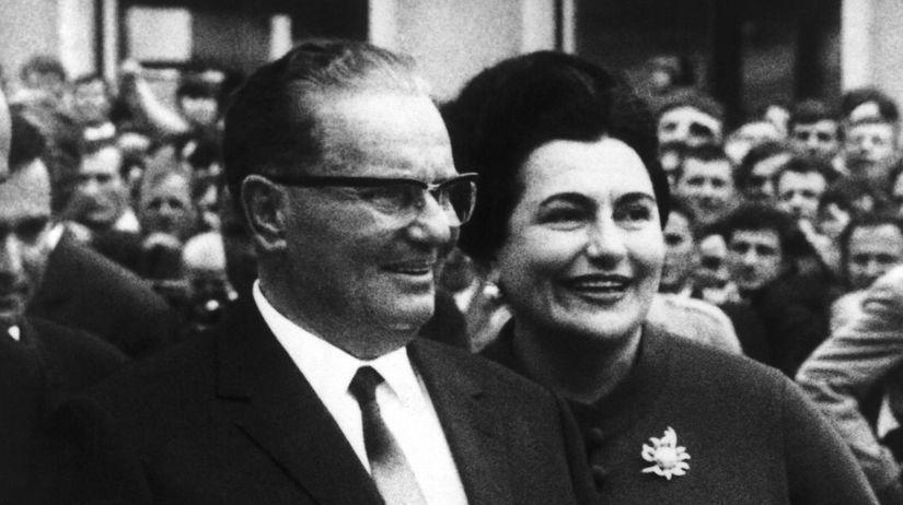 Josip Broz Tito, manželka, Jovanka