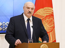 Alexander Lukašenko / Bielorusko /