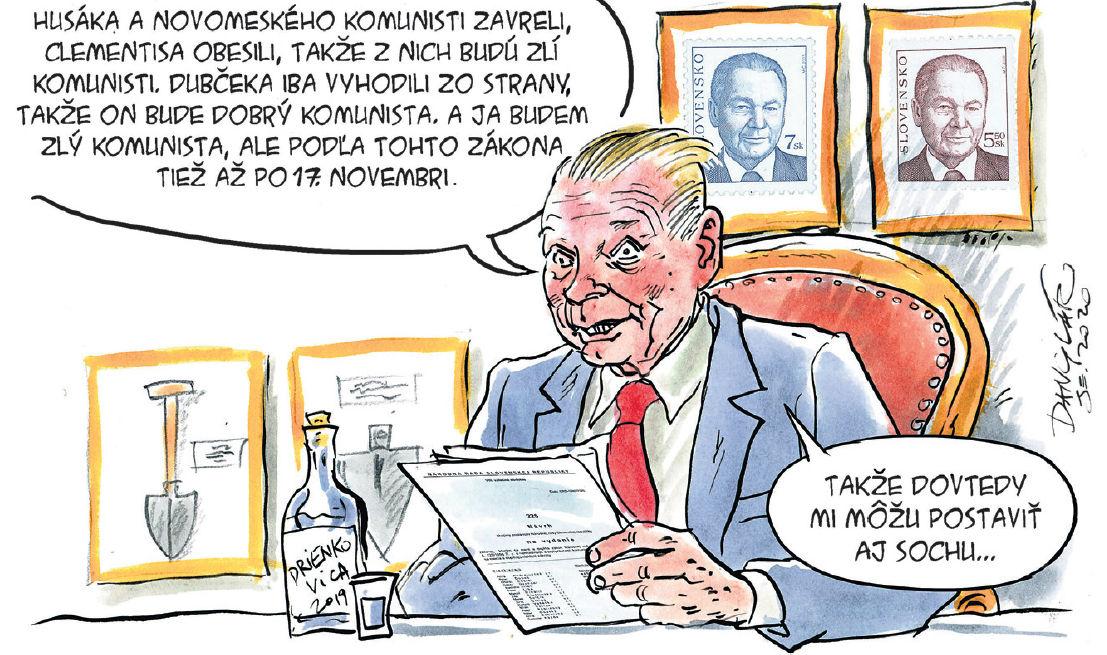 Karikatúra 24.09.2020