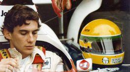 Ayrton Senna, 1