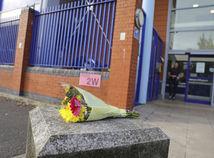 Británia Policajt Streľba Úmrtie