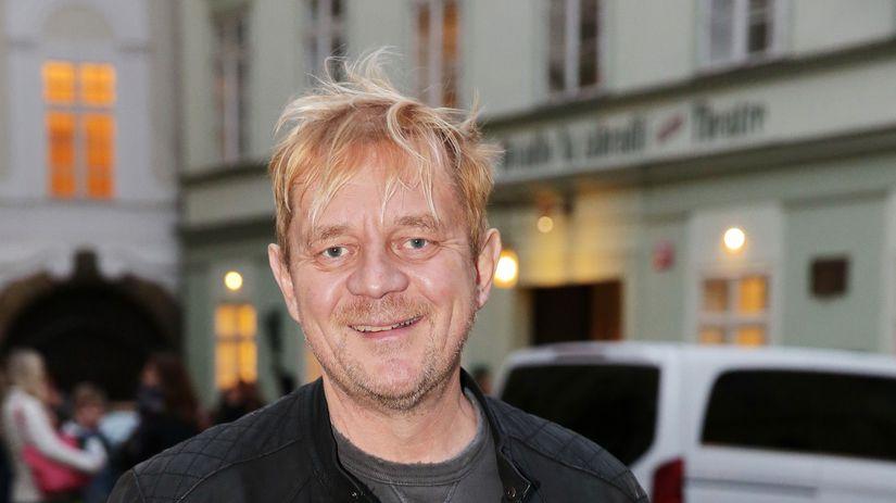 herec Petr Čtvrtníček
