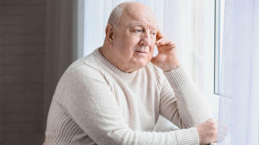 muž, senior, dôchodca, dôchodok, nuda, smútok,...