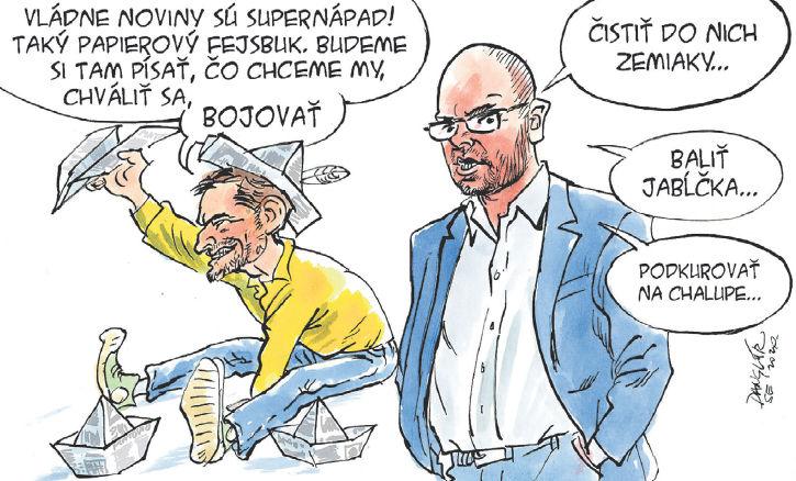 Karikatúra 26.09.2020