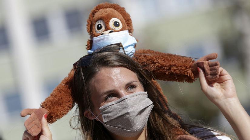 kilamtický protest, Portugalsko, koronavírus