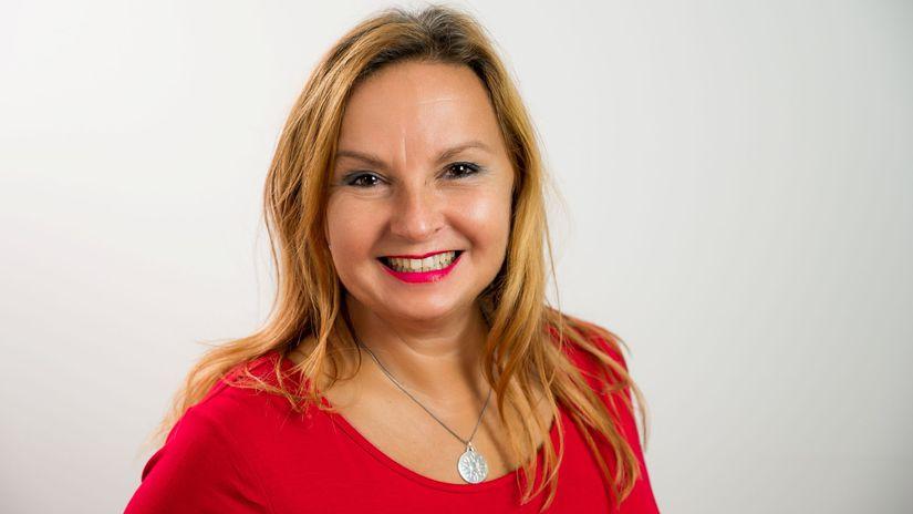Tina Redenkovičová