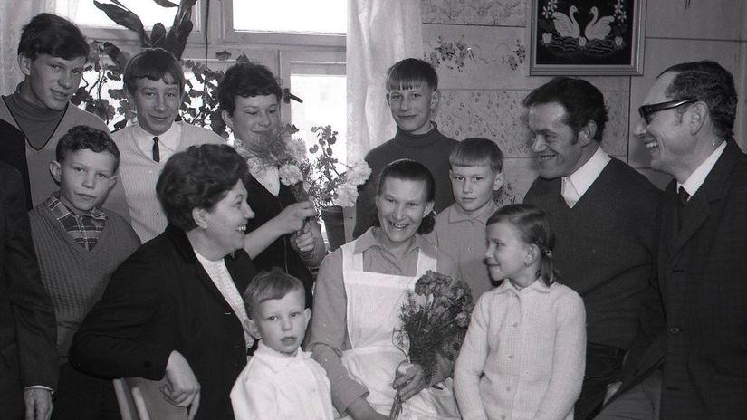 Mária Sedláková, šéfredaktorka, storočnica Pravdy