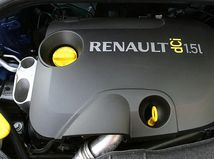 Renault - motor 1,5 dCi