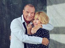 Speváčka Hana Zagorová a jej manžel Štefan Margita na záberoch k novému albumu.