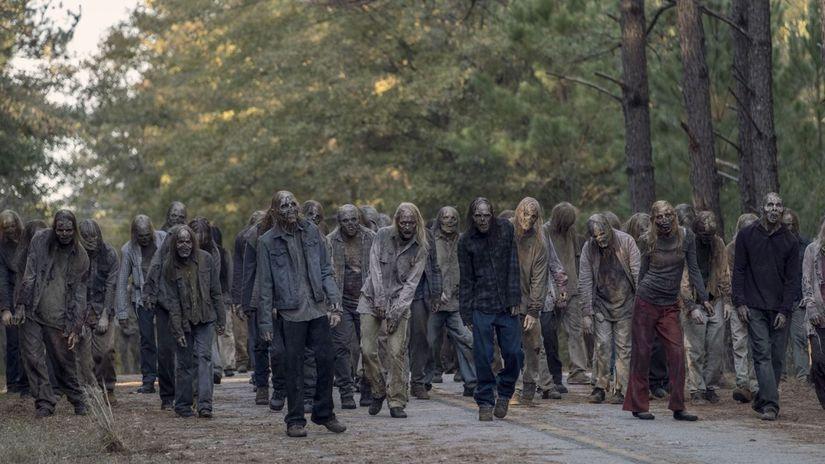 walking dead, zombík, zombie, zombíci,