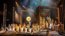SND, Aida, scena