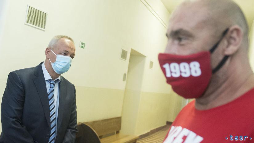 súd Sýkora vražda Ľuboš F. lexa