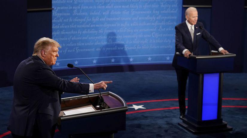 Donald Trump / Joe Biden /