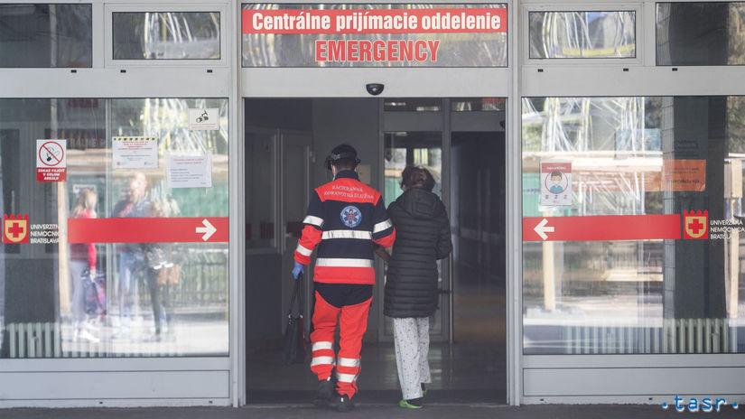 Koronavírus UNB Ružinov nemocnica