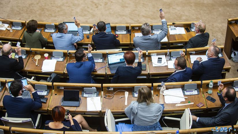 Parlament NRSR