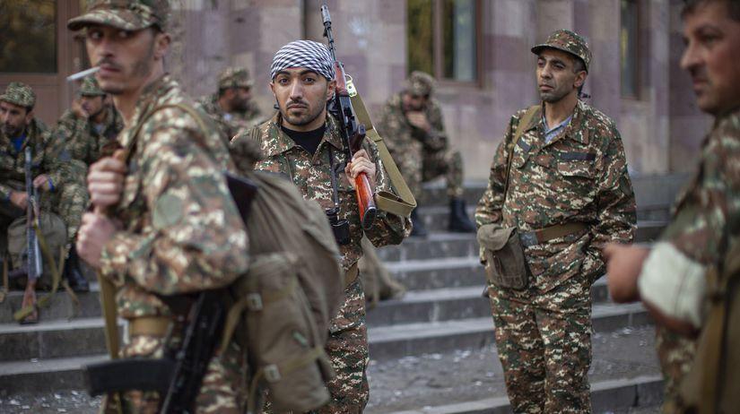Arménsko / Azerbajdžan / Náhorný Karabach /