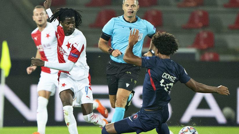 FC Midtjylland - Slavia Praha
